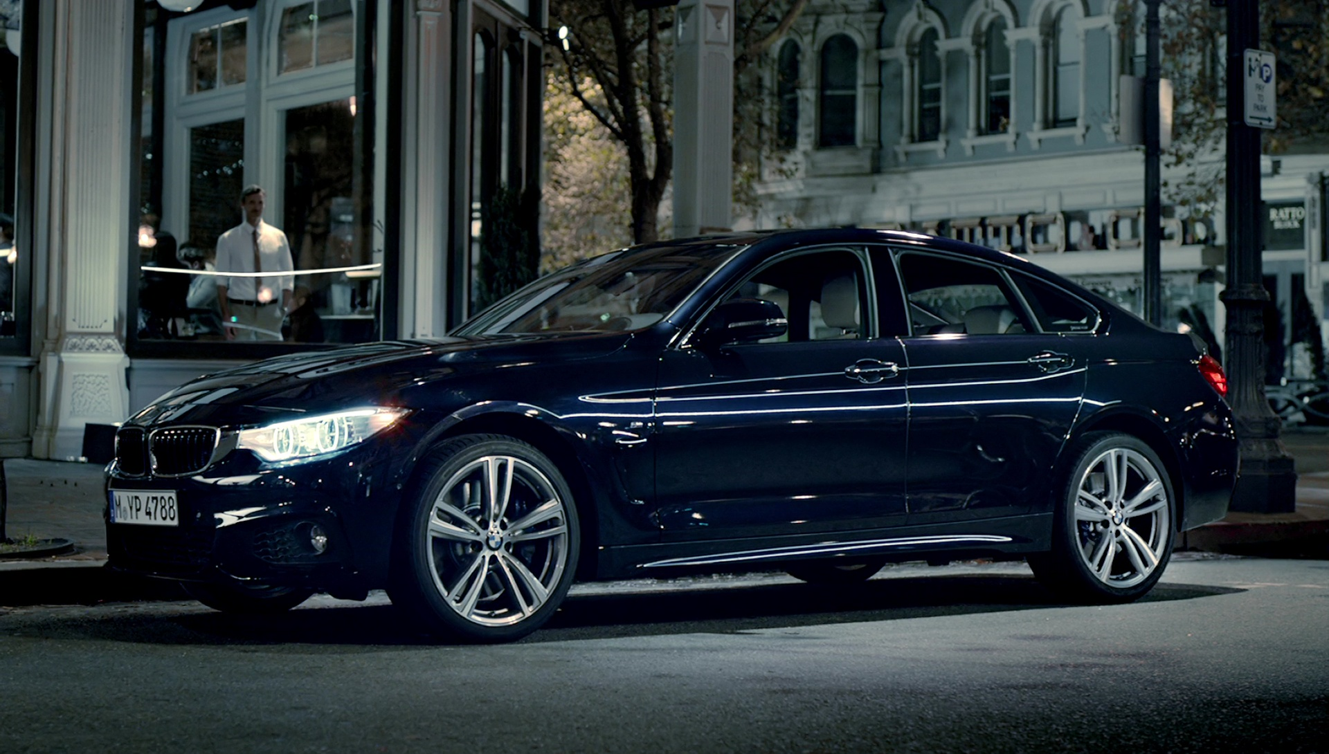 BMW Serie 4 Gran Coupe